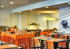 호텔 레브로 - 자그레브 - 레스토랑
