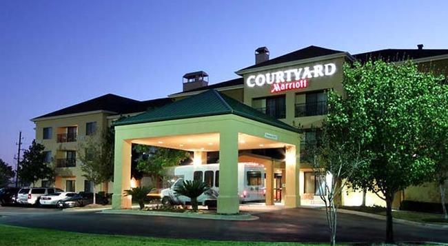 Courtyard by Marriott Houston North - 휴스턴 - 건물