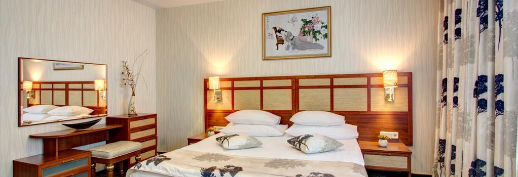 이즈마일로보 알파 호텔 - 모스크바 - 침실
