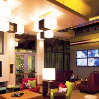 Aloft Santa Clara Lobby Sitting Area