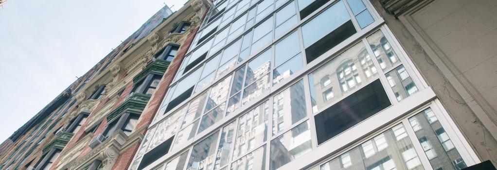 호텔 32 32 - 뉴욕 - 건물