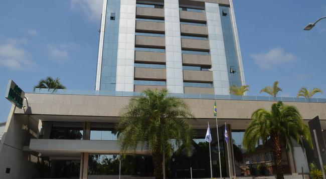 Winn Corporate Alven Hotel - Joinville - 건물