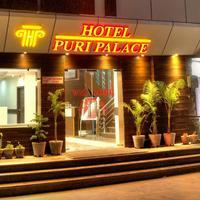 Hotel Puri Palace Featured Image