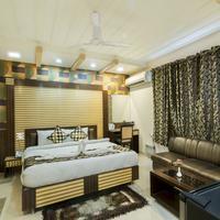 Hotel Puri Palace Guestroom