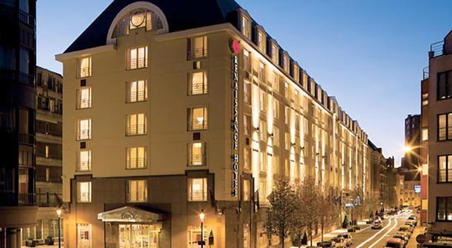 르네상스 브뤼셀 호텔 - 브뤼셀 - 건물