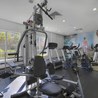 Hotel Deville Prime Porto Alegre Fitness Facility