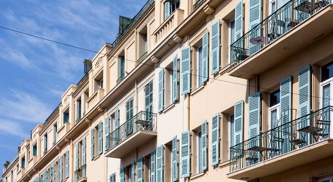 아파트호텔 아주파 - 니스 - 건물