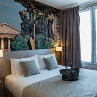 미드나이트 호텔 파리 Guestroom