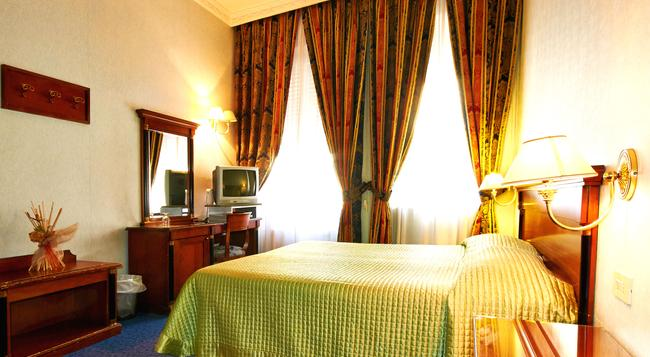 호텔 실바 - 로마 - 침실