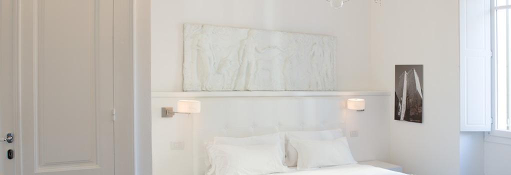 Cagliari Boutique Rooms - 칼리아리 - 침실