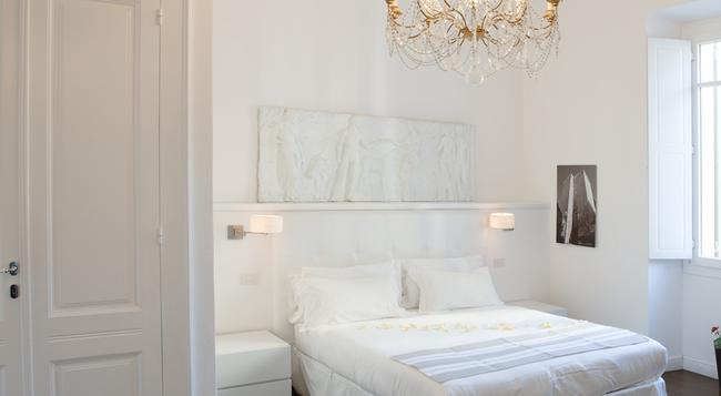 Cagliari Boutique Rooms - 칼리아리 - 침실