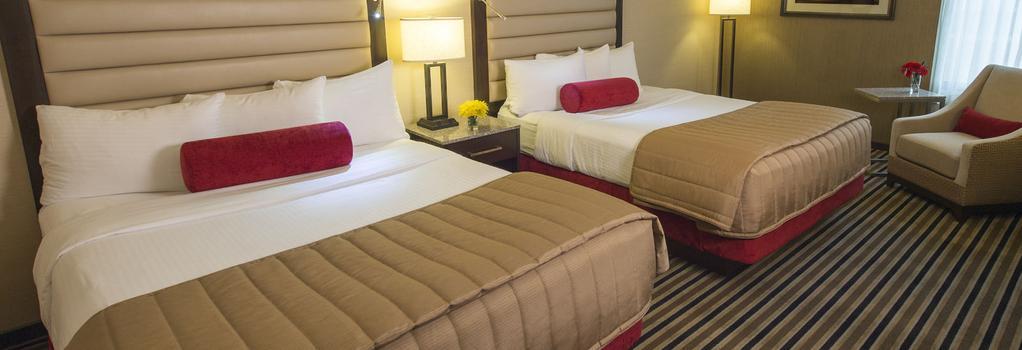 매디슨 콩코스 호텔 - 매디슨 - 침실