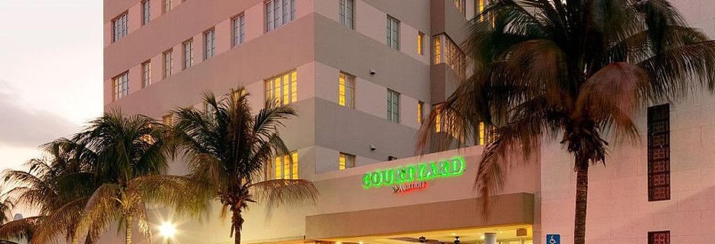 Courtyard by Marriott Miami Beach South Beach - 마이애미비치 - 건물