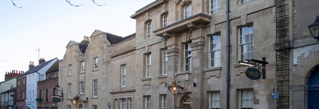 Vanbrugh House Hotel - 옥스퍼드 - 건물