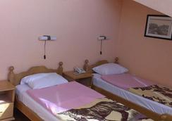 호텔 아이디얼 - 포드고리차 - 침실