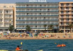 Hotel Pi-Mar - 블랑스 - 해변