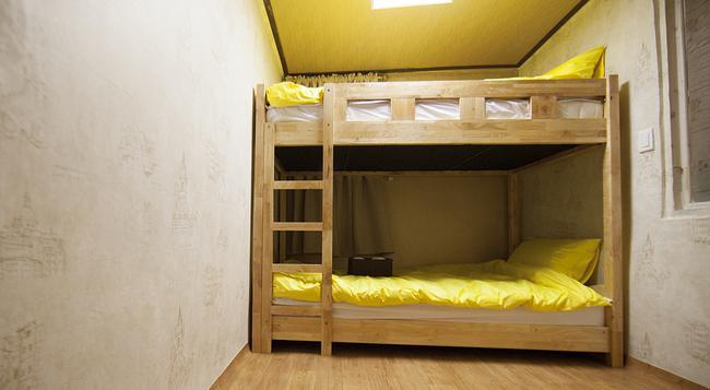 24게스트하우스 종로타워점 - 서울 - 침실