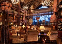 Disney's Animal Kingdom Lodge - 레이크부에나비스타 - 로비