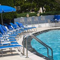 워싱턴 플라자 호텔 Pool View