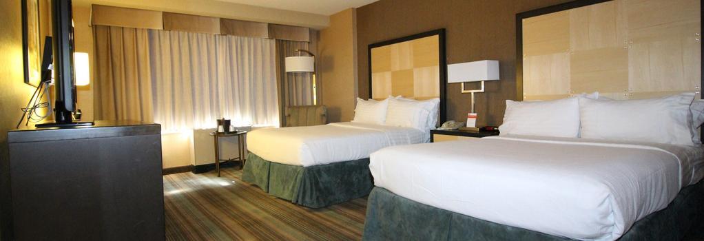 더 왓슨 호텔 - 뉴욕 - 침실