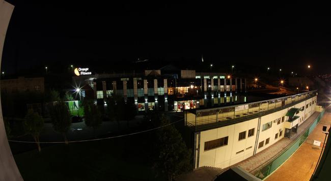 Roomer Hotel - Yerevan - 건물