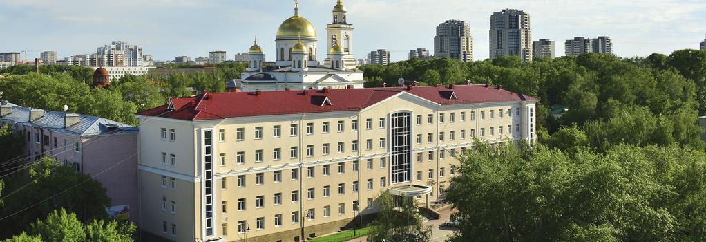 그린 파크 호텔 - Ekaterinburg - 건물