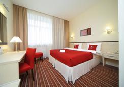 그린 파크 호텔 - Ekaterinburg - 침실