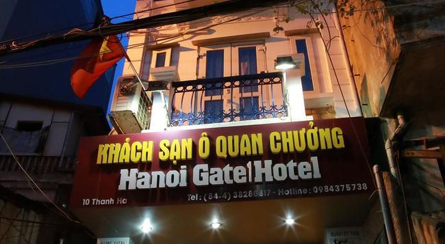 하노이 게이트 호텔 - 하노이 - 건물