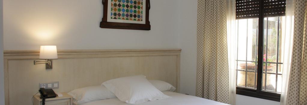 Hotel Riad Arruzafa - 코르도바 - 침실
