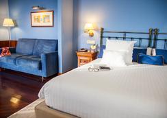 Augusta Spa Resort - 산신소 - 침실