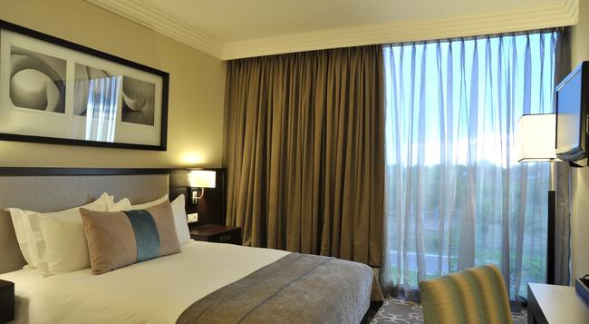 Hotel Pullman Lubumbashi Grand Karavia - Lubumbashi - 침실