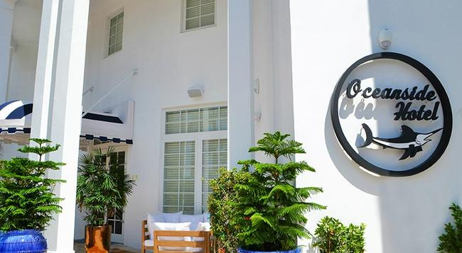 Oceanside Hotel, a South Beach Group Hotel - 마이애미비치 - 건물