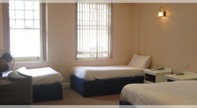 머메이드 스위트 호텔 - 런던 - 침실