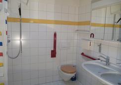 버짓 호스텔 - 취리히 - 욕실