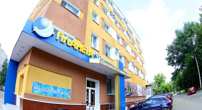 Hotel Planeta Spa - 탐보프 - 건물