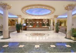 Palm Beach Hotel - 베니도름 - 로비