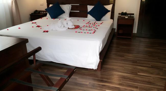 시나몬 카테드랄 호텔 - 하노이 - 침실