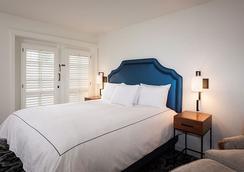 호텔 퍼시픽 - 몬터레이 - 침실
