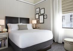 더 그레고리 호텔 - 뉴욕 - 침실