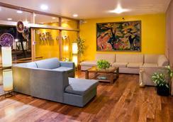 Hotel Nahuel Huapi - 산카를로스데바릴로체 - 로비