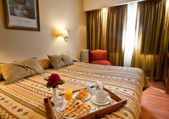 Hotel Nahuel Huapi - 산카를로스데바릴로체 - 침실