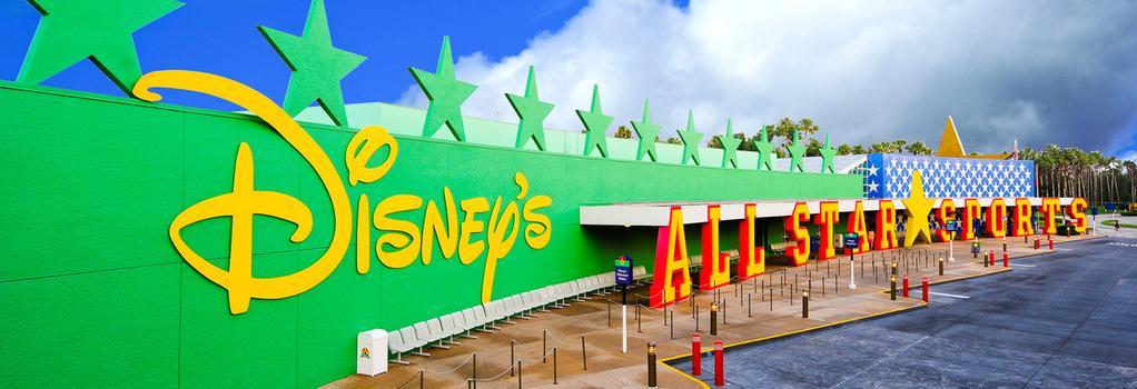 Disney's All-Star Sports Resort - 레이크부에나비스타 - 건물