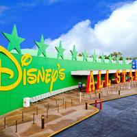 Disney's All-Star Sports Resort Exterior
