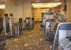 제트 럭셔리 앳 더 시그니처 콘도 호텔 - 라스베이거스 - 체육관