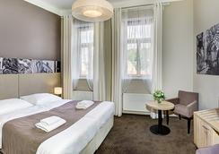 쓰리 크라운 호텔 프라하 - 프라하 - 침실
