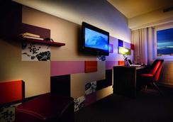 펜타호텔 비엔나 - 빈 - 침실