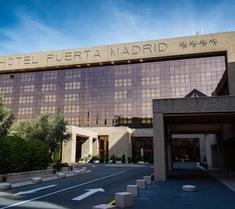 실큰 푸에르타 마드리드 호텔