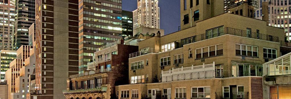 카비 호텔 뉴욕 - 뉴욕 - 건물