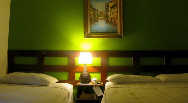 Hotel Tazumal House - 산살바도르 - 침실