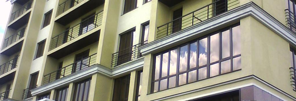다비도브 호텔 - 카잔 - 건물